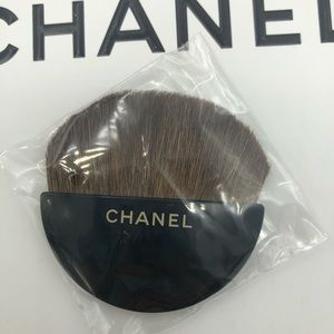 New  Chanel half-moon shaped contouring brushes